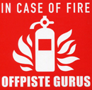 Offpiste Gurus - In Case Of Fire